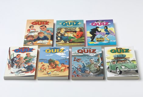 Quiz Book Series
