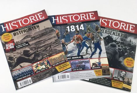 Historieklubben Magazine