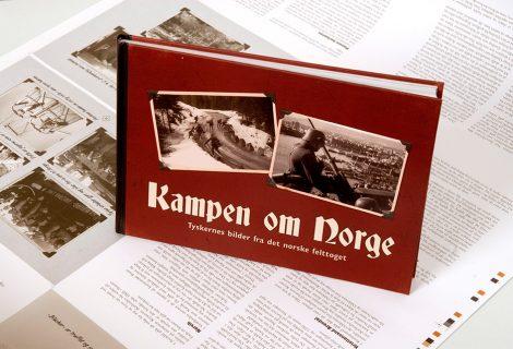 Kampen om Norge book